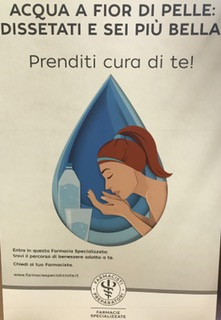 Mese dell'idratazione